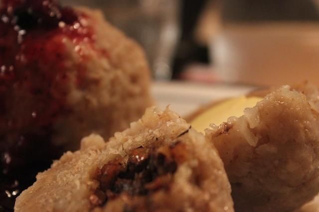 Palt med lingon (Bacon/Lammnjure)2